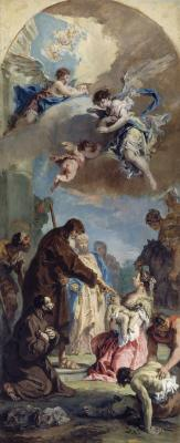 Image for A Miracle of Saint Francis of Paola