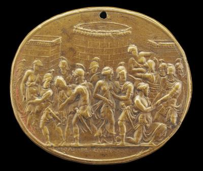 Image for The Rape of the Sabines