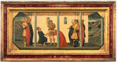 Image for The Martyrdom of Saint Apollonia