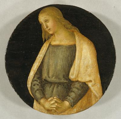 Image for The Mourning Saint John the Evangelist
