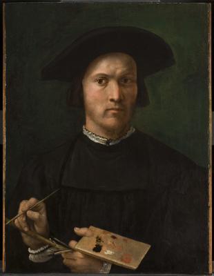 Image for Self-Portrait