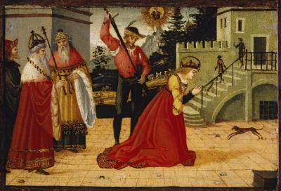 Image for Beheading of Saint Catherine