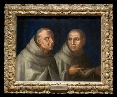 Image for Two Olivetan Monks