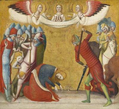 Image for The Beheading of St. Catherine of Alexandria