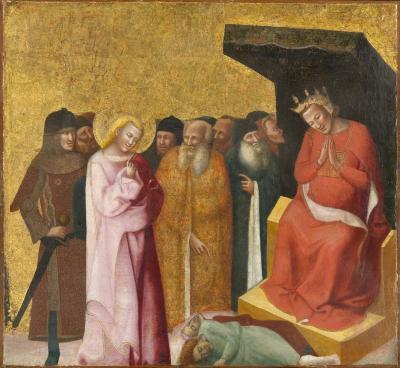 Image for Saint John the Evangelist Restoring Two Men to Life
