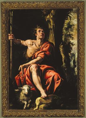 Image for Saint John the Baptist in the Wilderness