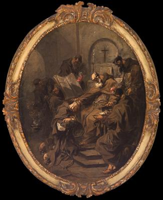 Image for Consecration of a Franciscan Friar