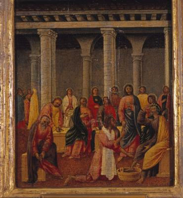 Image for Christ Washing the Feet of the Apostles