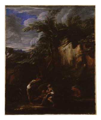 Image for Figures under a Cliff