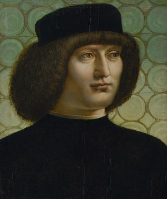 Image for Portrait of a Young Man