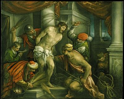 Image for The Scourging of Christ