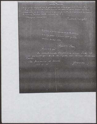 Image for K0390 - Expert opinion by Gronau et al., 1935