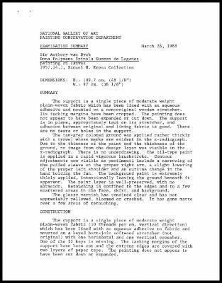 Image for K0227 - Examination summary, 1988