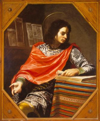 Image for Saint Reading, A