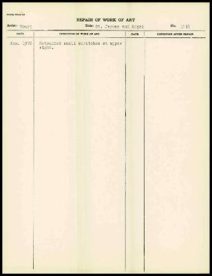 Image for K1891 - Work summary log, 1970