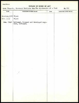 Image for K0213 - Work summary log, 1943-1948