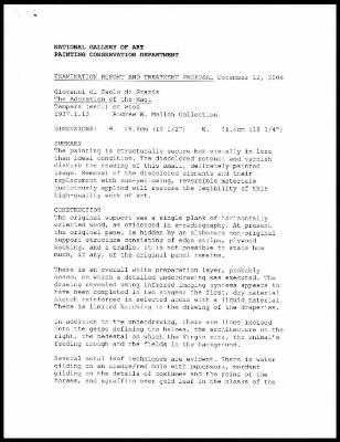 Image for K0412 - Examination summary and treatment proposal, 2006