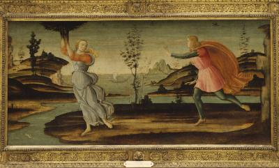 Image for Daphne Fleeing from Apollo
