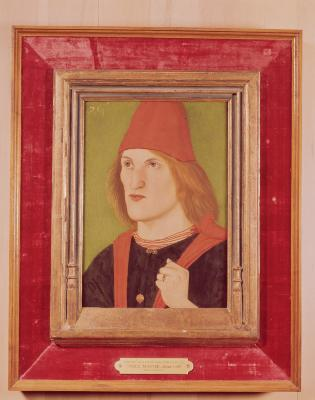 Image for Young Man in a Red Cap
