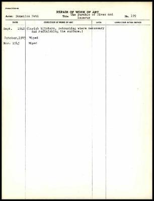 Image for K0203 - Work summary log, 1942-1943