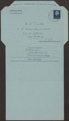 Image for K1872 - Expert opinion by Friedlaender, circa 1920s-1950s