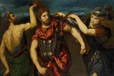 Image for Perseus Armed by Mercury and Minerva