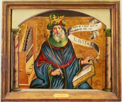 Image for King David