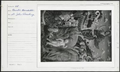 Image for K0018 - National Gallery of Art mounted photograph, circa 1940s-1950s