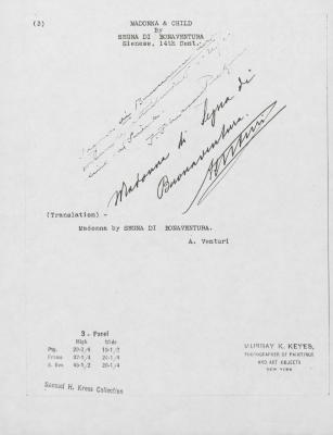 Image for K0003 - Expert opinion by Perkins et al., circa 1920s-1940s