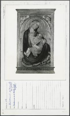 Image for K0004 - National Gallery of Art mounted photograph, circa 1940s-1950s