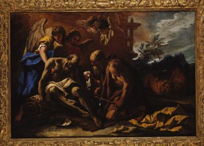 Image for Death of Saint Paul the Hermit