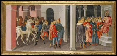 Image for The Magi Before Herod