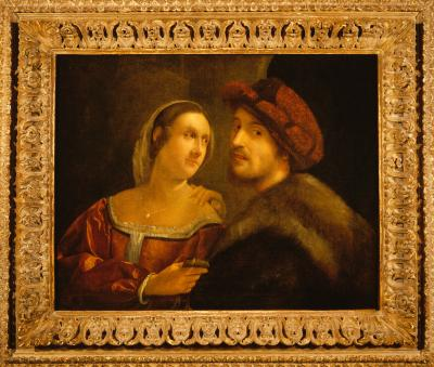 Image for Double Portrait of a Man and Woman