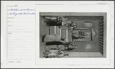 Image for K0079 - National Gallery of Art mounted photograph, circa 1940s-1950s