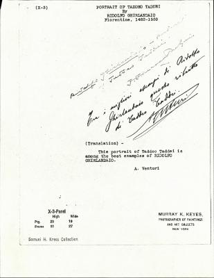 Image for K00X3 - Expert opinion by Perkins et al., circa 1920s-1940s