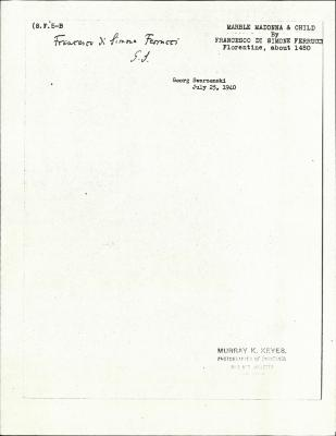 Image for KSF05B - Expert opinion by Swarzenski, 1940