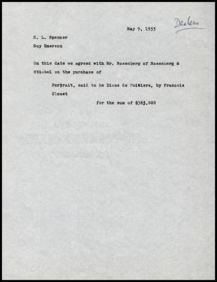 Image for Rosenberg & Stiebel, May 13, 1955[2]