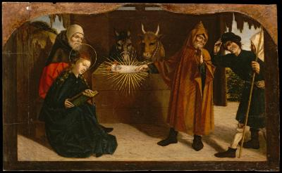 Image for The Adoration of the Shepherds
