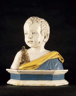 Image for Bust of Saint John the Baptist as a Child