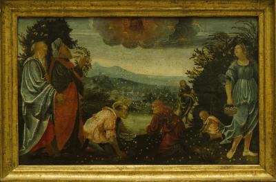 Image for The Gathering of Manna