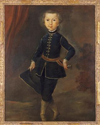 Image for Portrait of a Young Prince