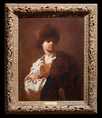 Image for Portrait of Giacomo in a Fur Hat