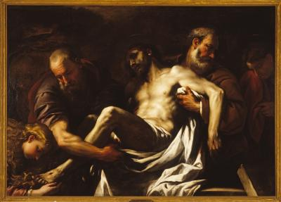 Image for Entombment of Christ