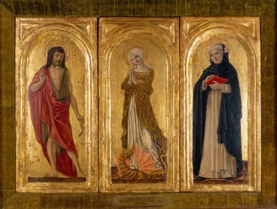 Image for St. John the Baptist, St. Margaret, The Blessed Ambrose Sansedoni