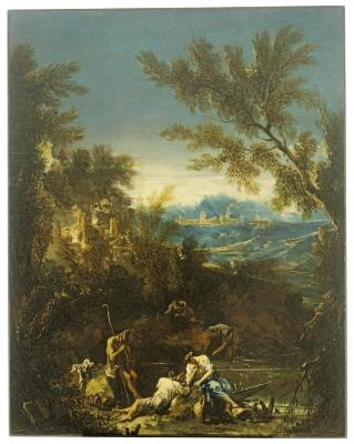 Image for Landscape with Figures