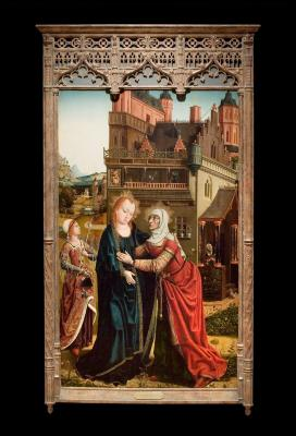 Image for The Visitation
