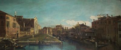 Image for View on a Canal