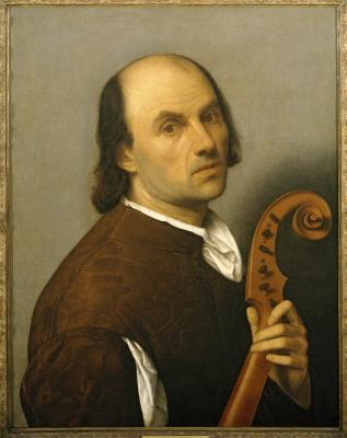 Image for Portrait of a Musician