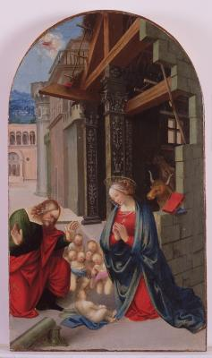 Image for The Adoration of the Child