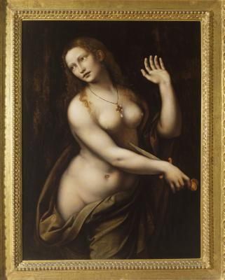 Image for Lucrezia Romana